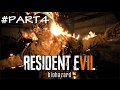 JACK TEACH ME HOW TO DRIVE|Resident Evil 7|Quick Gameplay|Part 4