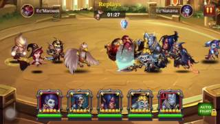 Heroes Charge Death Knight Legendary quest and skill review