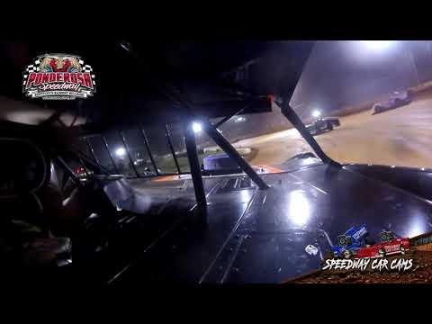 #8 Kyle Strickler - Super Late Model - 5-17-19 Ponderosa Speedway - In Car Camera