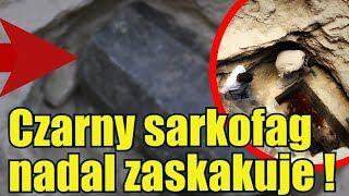 """Nowe wyniki badań nad zawartością """"czarnego sarkofagu""""!"""