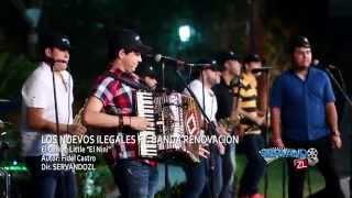 Los Nuevos Ilegales Ft. Banda Renovacion - El Chiken Little