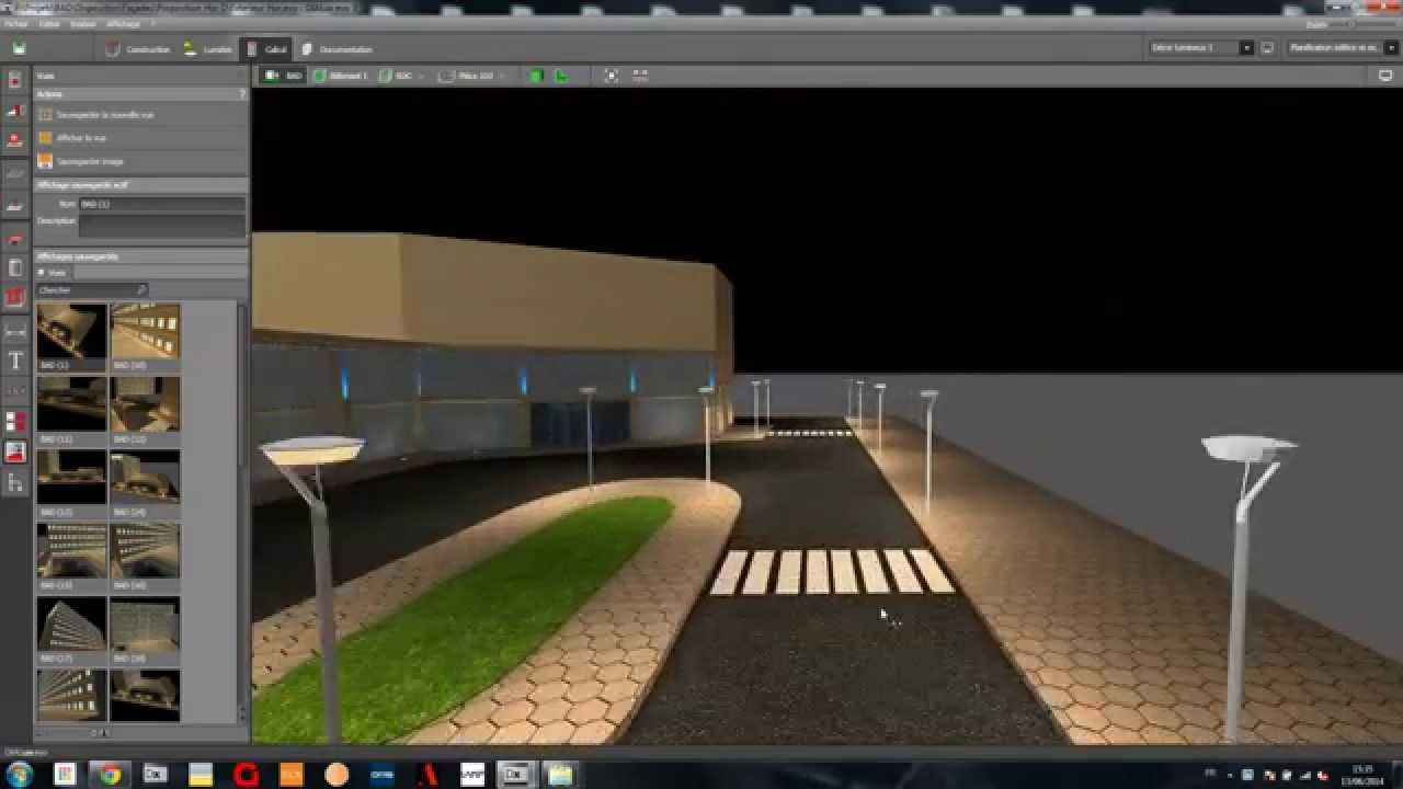 Dialux evo tutorial 5 pdf file creating a complete interior and.