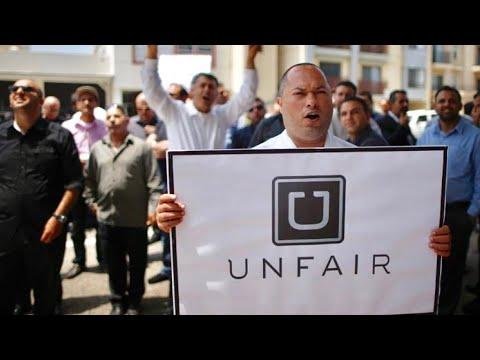 Uber drivers strike ahead of ridesharing giant's massive IPO