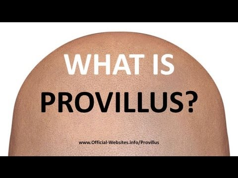 what-is-provillus---provillus-hair-loss-treatment-review