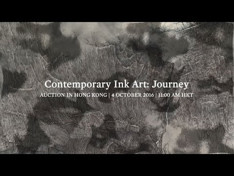 Contemporary Ink Art: Journey