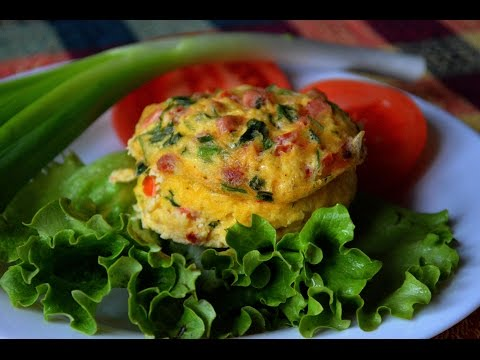 microwave-egg-muffin---healthy-diet