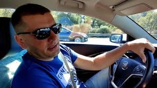 Не много о себе, работе, жизни в США по дороге в Сан Франциско 1 часть
