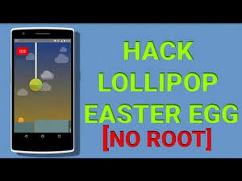 How To Hack Official Lollipop Game(NO ROOT)