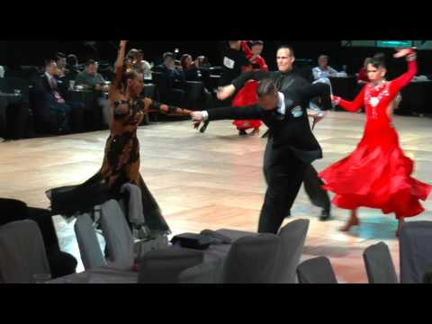 Brittany Falconer and Peter Walker: 2016 USDC Open A Smooth Final