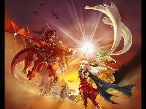 """Fire Emblem Radiant Dawn - Chap 24 """" Feux ardents """""""