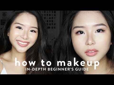 Talk-Through Beginner's Guide To Makeup (Drugstore) + Starter Kit GIVEAWAY!