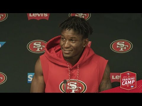Rashard Robinson: 'I'm Always Confident When I Line Up in Front of a Guy'