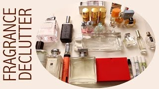 Decluttering My Fragrances | Decluttering 101 Series Thumbnail