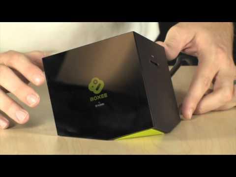 D-link DSM380 Boxee Box HD Media Player