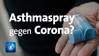 Asthmaspray gegen Corona - erhoffter