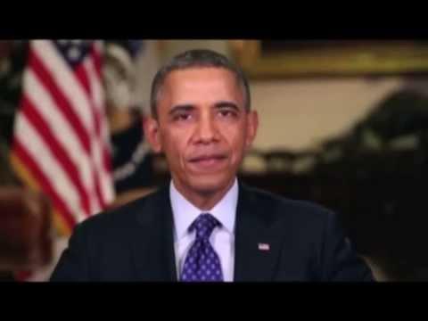 """Obama Singing to Lebanese people -- """"PROFESSIONALLY"""""""