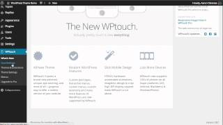 WP Touch: Installation and Configuration