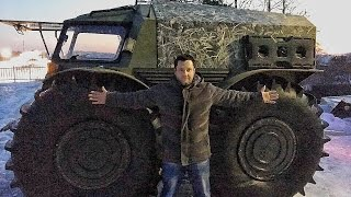 ТЕСТ ДРАЙВ ШЕРП