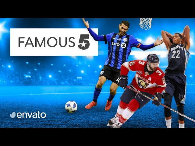What the Carolina Panthers, Memphis Grizzlies and More Made With Envato | Famous 5 S06 E02