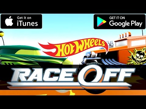 Hot Wheels: Race Off | Now Available on iOS and Android | Hot Wheels Gaming