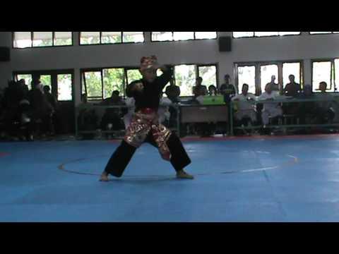Iash Juara I Pencak Silat TGR se Kabupaten Bandung