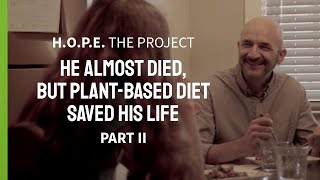 Eating Plant Based Promotes Peace of Mind Dave Willits Part 2 Plant Power Stories