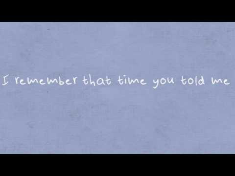 Gabrielle Aplin - A Case of You (Lyric)