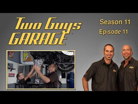 Marine Corp Vette Part 1 | Two Guys Garage | Season 11 | Episode 11