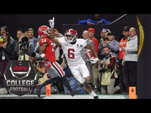 Alabama 'showed the mentality of a champion' | ESPN