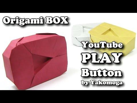 Make an Origami Hydrangea Box (Base) (Shuzo Fujimoto) - YouTube | 360x480