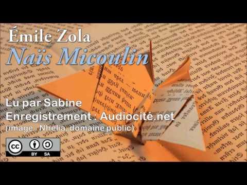 Livre audio : Naïs Micoulin - Émile Zola