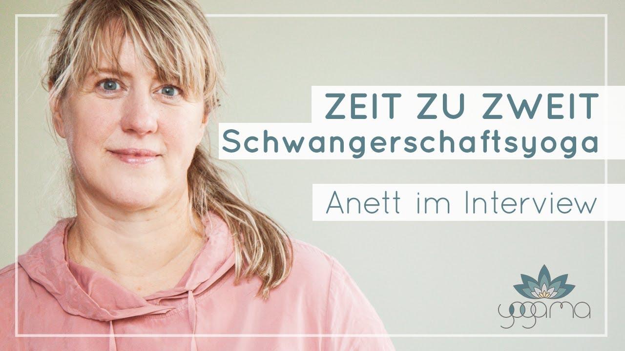 SchwangerschaftsYoga - Anett (Yogalehrerin & Hebamme) im Interview