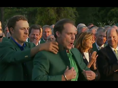 Masters Golf Highlights | Danny Willett Pulls Off Upset Win - YouTube