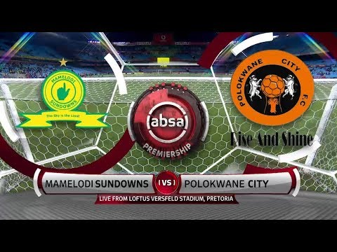 Absa Premiership 2018/19 | Mamelodi Sundowns vs Polokwane City