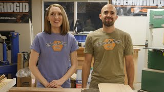 Scrap Wood Challenge, Husband vs Wife | Ep 2