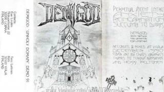 Demigod - Unholy Domain [Full Demo