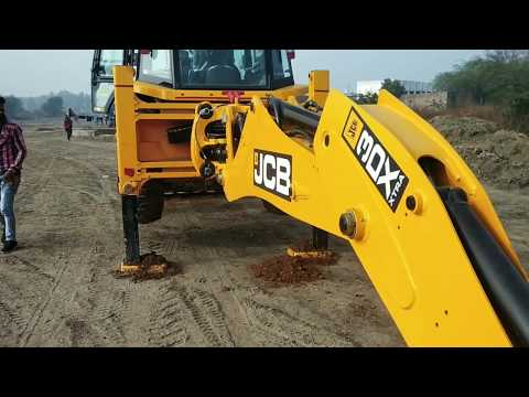 New JCB 3dx, 2020 modal review