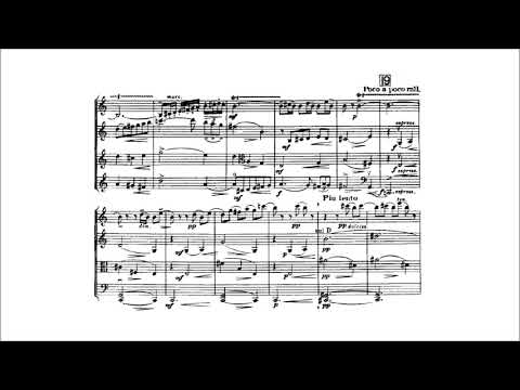 Benjamin Britten - Phantasy Quartet [With score]