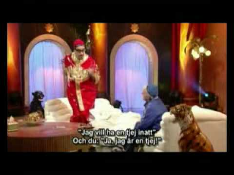 Ali-G...Interview with Paul Daniels About Magic
