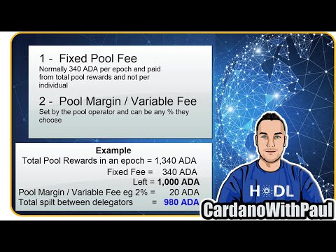 Cardano Stake Pool Fees and How To Choose a StakePool