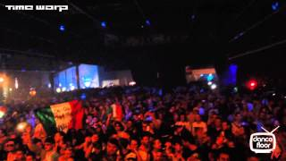 dancefloor Tv. JOSEPH CAPRIATI CLOSING SET @ TIME WARP MANNHEIM 2013