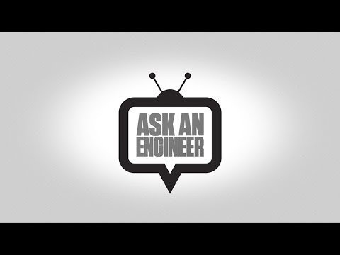 ASK AN ENGINEER - LIVE electronics video show! 8PM ET Wednesday night! 2/3/2016