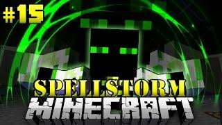 ZAUBER die das GESAMTE Spiel ÄNDERN? - Minecraft Spellstorm #015 [Deutsch/HD]
