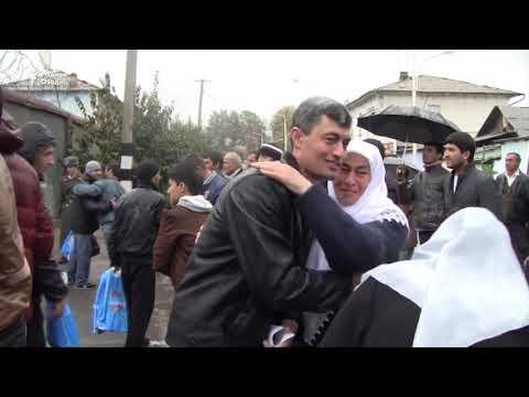 Боздошти даҳҳо зиндонии афвшуда дар Тоҷикистон