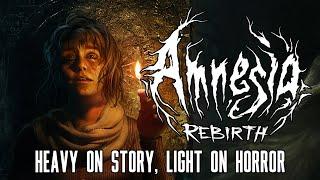 Amnesia: Reboring