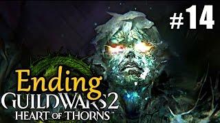 GW2 HoT #14 Mordremoth Boss Story Ending ★ pc let's play gameplay walkthrough