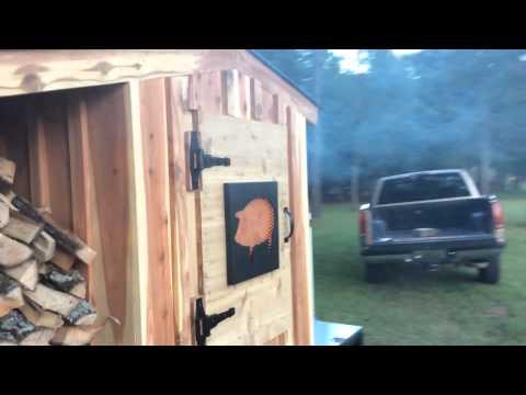Cedar Smokehouse