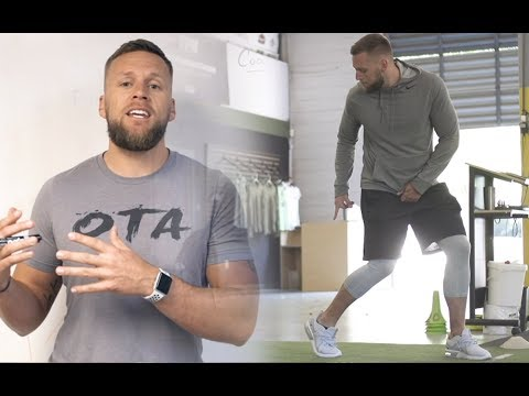 How To Train For 40 Yard Dash | Overtime Athletes