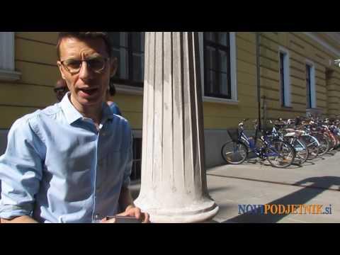 CurioCity  -  innovative travel guides in Ljubljana Slovenia