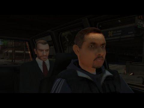 Roman's rude cab driver